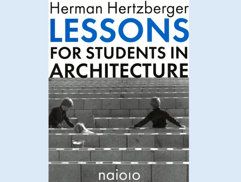 Seventh edition Lessons for Students in Architecture